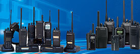 2 Way Radio Transceiver