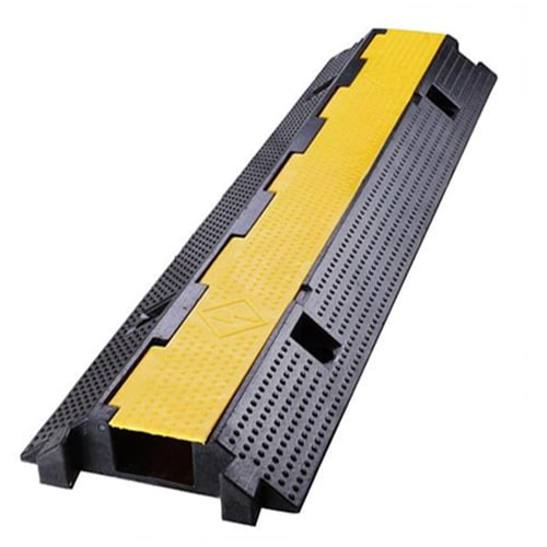 1 Channel Cable Ramp Protector For Outdoor