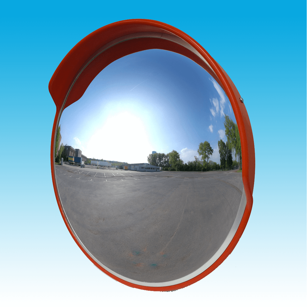 Convex Mirror Outdoor 18 inches